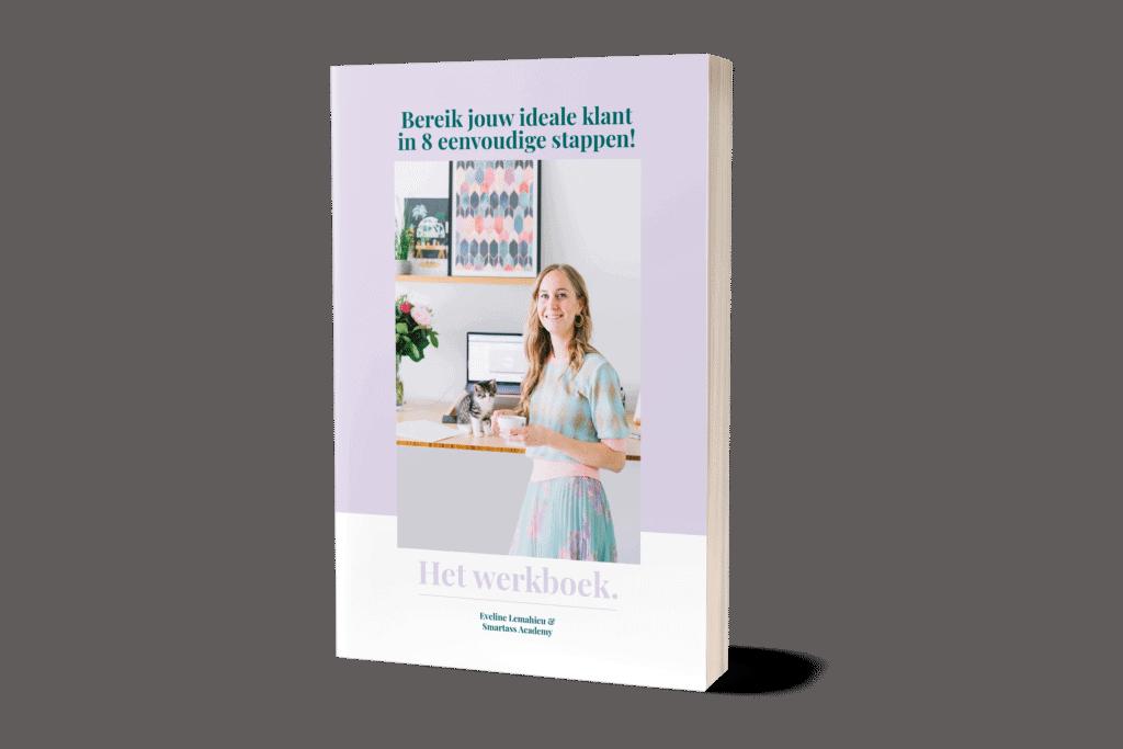 bereik jouw ideale klant in 8 eenvoudige stappen ebook